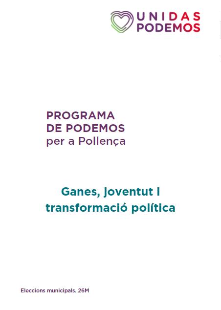 Ganes, joventut i transformació política